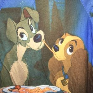 Disney's Lady & the Tramp Woman's Long Sleeve Top